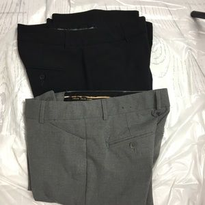 Express-Editor-Career Trousers-Bundle of 2- OS/00S